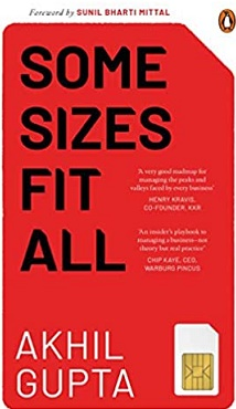 Some Sizes Fit All By Akhil Gupta